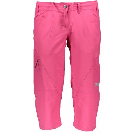 Dámské 3/4 kalhoty NORDBLANC RITZY NBSPL6134 RŮŽOVÁ
