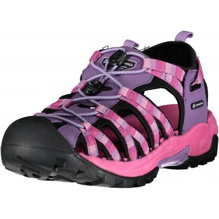 Dámské sandále ALPINE PRO LANCASTER UBTJ008 RŮŽOVÁ