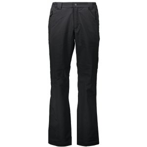 Pánské softshellové kalhoty ALPINE PRO BASLAV MPAJ223 ČERNÁ