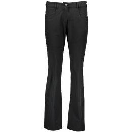 Dámské softshell kalhoty ALPINE PRO OMINECA LPAJ091 ČERNÁ