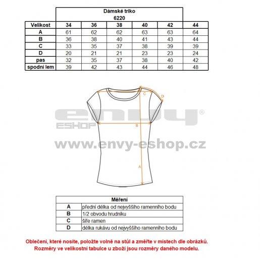 Dámské tričko NORDBLANC RETRO NBSLT6220 OUT MODRÁ