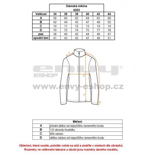 Dámská sportovní mikina NORDBLANC HABIT NBSLS6203 RŮŽOVÁ