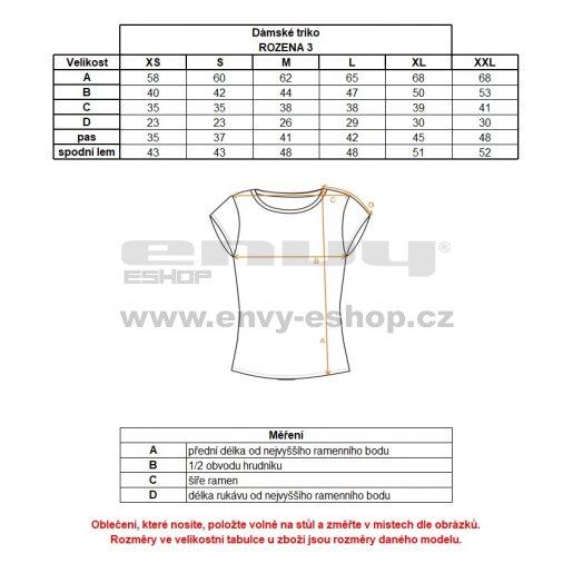 Dámské triko s krátkým rukávem ALPINE PRO ROZENA 3 LTSJ193 ŠEDÁ