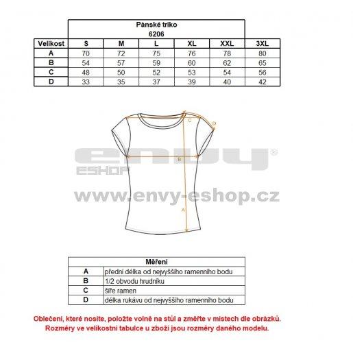Pánské tričko NORDBLANC DART NBSMT6206 AZUROVÁ MODRÁ