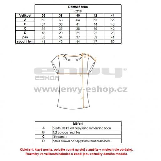 Dámské tričko NORDBLANC SAP NBSLT6218 ČERNÁ