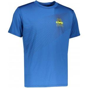 Pánské funkční triko ALTISPORT MENJAR ALMS17041 MODRÁ