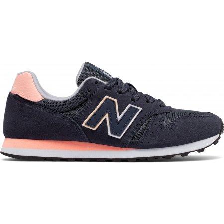 Dámská volnočasová obuv NEW BALANCE WL373GN MODRÁ