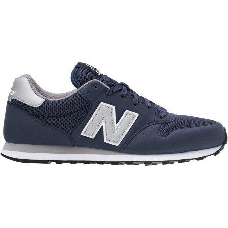 Pánská volnočasová obuv NEW BALANCE GM500NAY MODRÁ