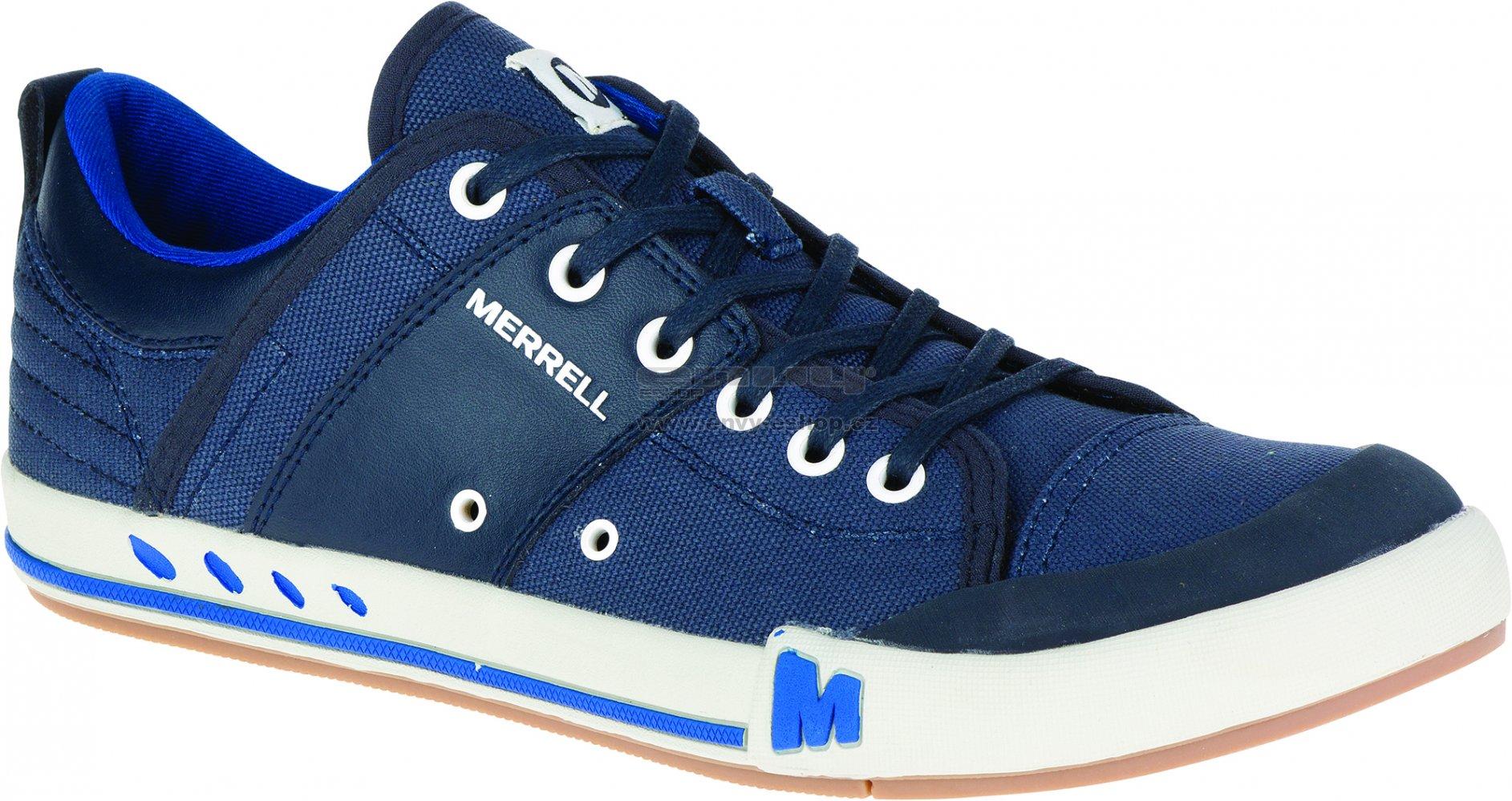 Pánská sportovní obuv MERRELL RANT J71209 INDIGO velikost  44 ( 9 13225388d0