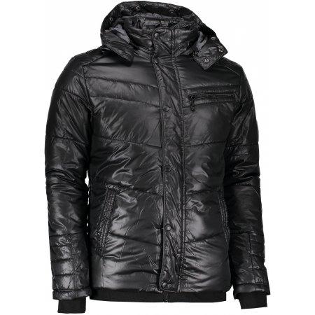 Pánská zimní bunda KIXMI DAVIS  AAMPW17750 ČERNÁ