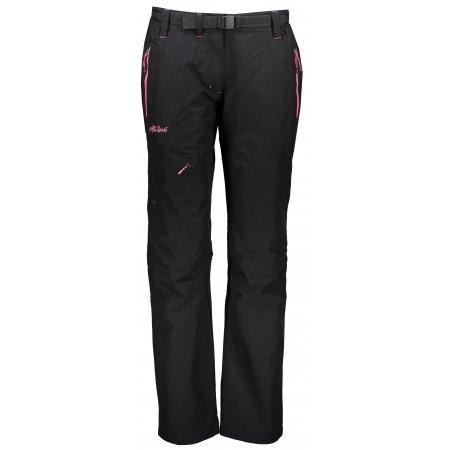 Dívčí zateplené kalhoty ALTISPORT TURSA-J ALJW17027 ČERNORŮŽOVÁ