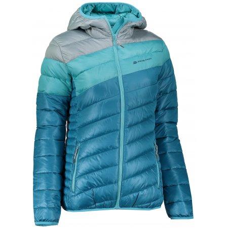 Dámská zimní bunda ALPINE PRO BARROKA 2 LJCK183 MODRÁ