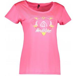 Dámské tričko NORDBLANC NBSLT5126 KNOCKOUT RŮŽOVÁ