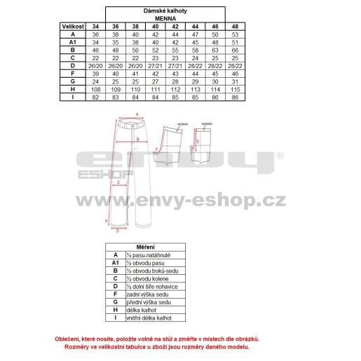Dámské lyžařské kalhoty ALTISPORT MENNA ALLW17021 ČERNÁ