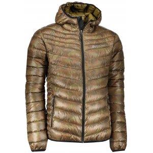 Pánská zimní bunda ALPINE PRO MOROR 2 MJCK214 BÉŽOVÁ