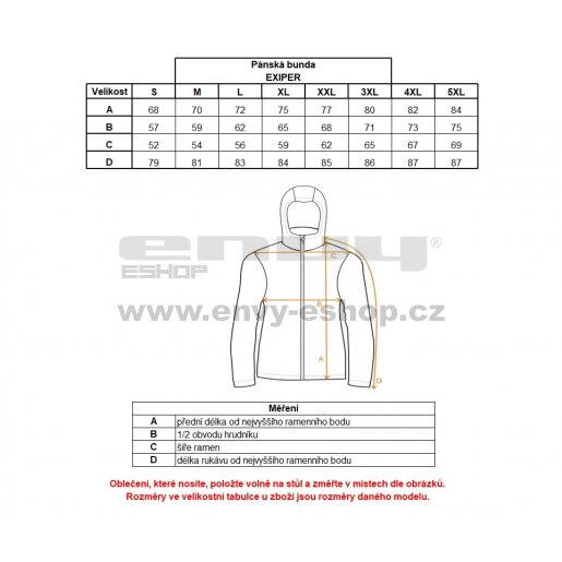 Pánská zimní bunda ALTISPORT EXIPER ALMW17011 MELÍR