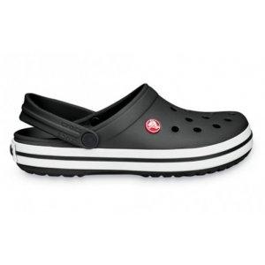 Pánské pantofle CROCS CROCBAND 11016-001 BLACK