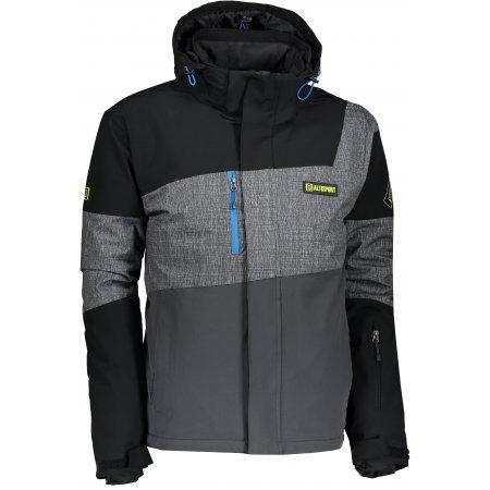 Pánská zimní bunda ALTISPORT MEGDAZ ALMW17013 MELÍR