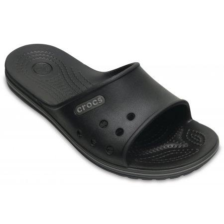 Pánské pantofle CROCS CROCBAND II SLIDE 204108-02S BLACK/GRAPHITE