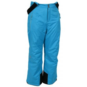 Dětské lyžařské kalhoty ALPINE PRO ANIKO KPAK091 MODRÁ
