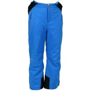 Dětské lyžařské kalhoty ALPINE PRO ANIKO KPAK091 SVĚTLE MODRÁ