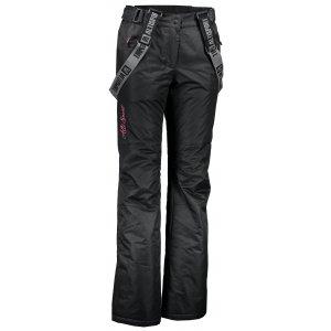 Dámské lyžařské kalhoty ALTISPORT MENNA ALLW17021 ČERNORŮŽOVÁ