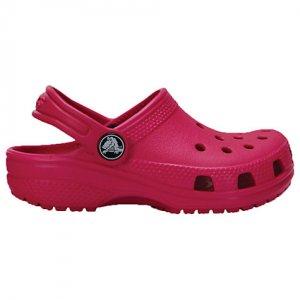 Dětské pantofle CROCS CLASSIC CLOG K CANDY PINK