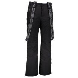 Pánské lyžařské kalhoty ALTISPORT RAHAT ALMW17024 ČERNÁ