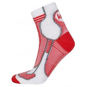 Ponožky KILPI MIDDLE BÍLÁ