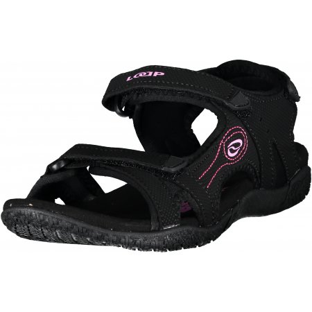 Dámské sandály LOAP CAFFA SSL1758 ČERNORŮŽOVÁ