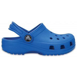 Dětské pantofle CROCS CLASSIC CLOG K 204536-456 OCEAN