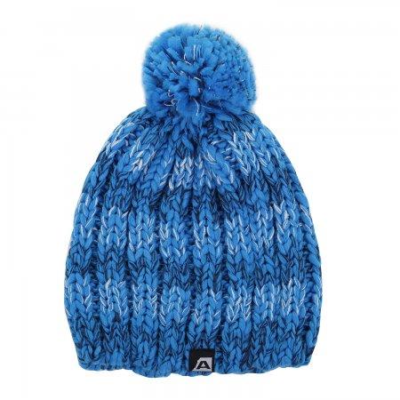 Dětská zimní čepice ALPINE PRO BETHAN KHAK022 SVĚTLE MODRÁ