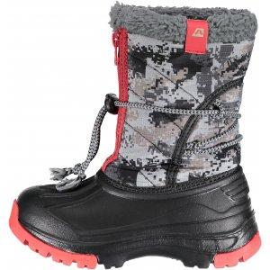 Dětské zimní boty ALPINE PRO KODY KBTK155 ČERNÁ