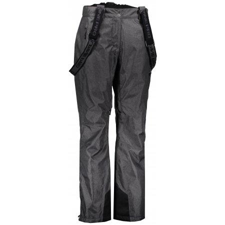 Dámské lyžařské kalhoty ALPINE PRO MINNIE 4 LPAK238 ČERNÁ