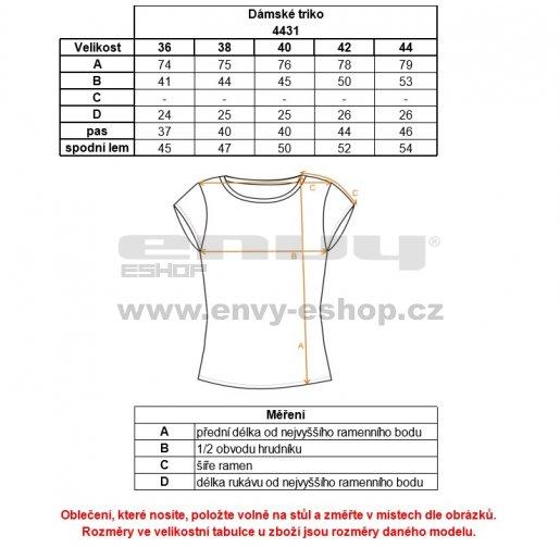 Dámské tričko NORDBLANC NBSLT4431 FIALOVÁ