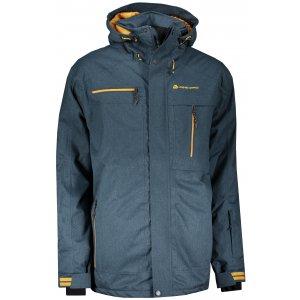 Pánská lyžařská bunda ALPINE PRO SIRIN MJCK219 TMAVĚ MODRÁ