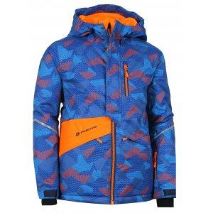 Dětská lyžařská bunda ALPINE PRO AGOSTO KJCK078 MODRÁ