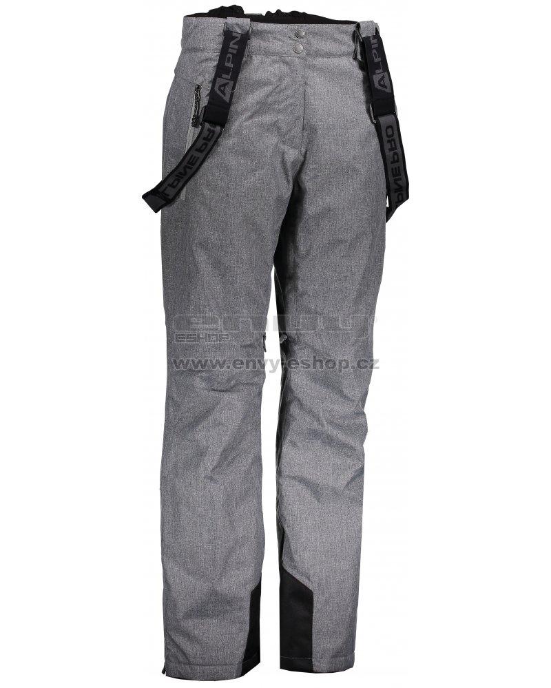 Dámské lyžařské kalhoty ALPINE PRO MINNIE 4 LPAK238 TMAVĚ ŠEDÁ ... abef5339f7
