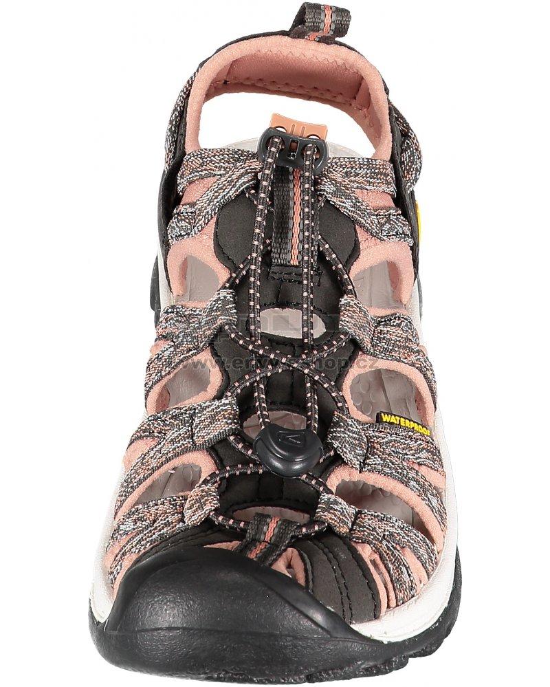 8c88fe0589bd Dámské sandály KEEN WHISPER W RAVEN ROSE DAWN velikost  EU 37 (UK 4 ...