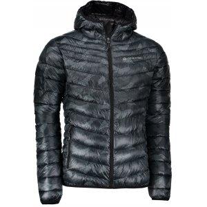 Pánská zimní bunda ALPINE PRO MOROR 2 MJCK214 ČERNÁ