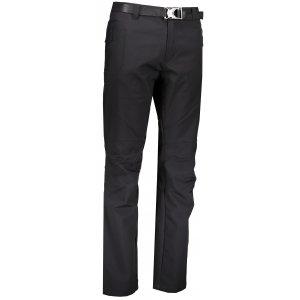 Pánské softshellové zateplené kalhoty ALPINE PRO CARB 2 INS MPAK150 ČERNÁ