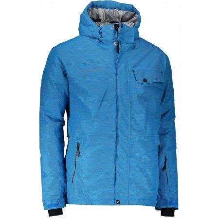 Pánská lyžařská bunda ALPINE PRO CALLISTO 5 MJCK221 SVĚTLE MODRÁ