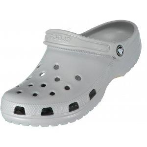 Pánské pantofle CROCS CLASSIC 10001-007 LIGHT GREY