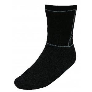 Ponožky ALPINE PRO JARIX USCK015 ČERNÁ