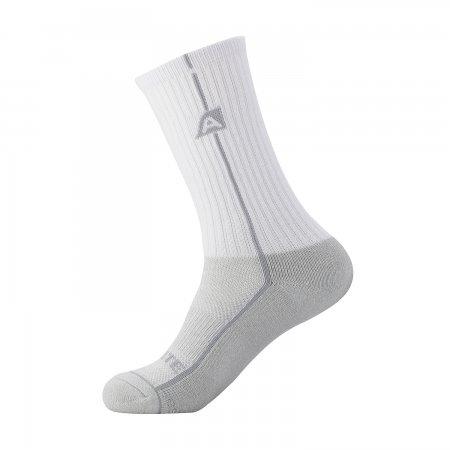 Ponožky ALPINE PRO BANFF USCK003 BÍLÁ