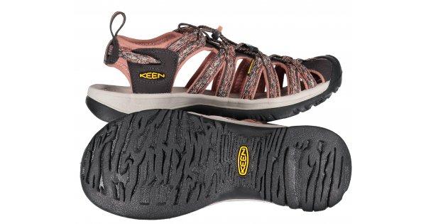 cce45665d03b Dámské sandály KEEN WHISPER W RAVEN ROSE DAWN velikost  EU 37 (UK 4)    ENVY-ESHOP.cz