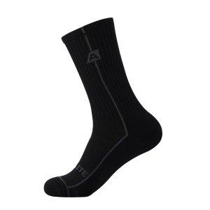 Ponožky ALPINE PRO BANFF USCK003 ČERNÁ