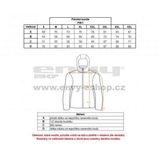 Pánská zimní bunda ALTISPORT PIRT ALMW17015 ČERNOBÍLÁ
