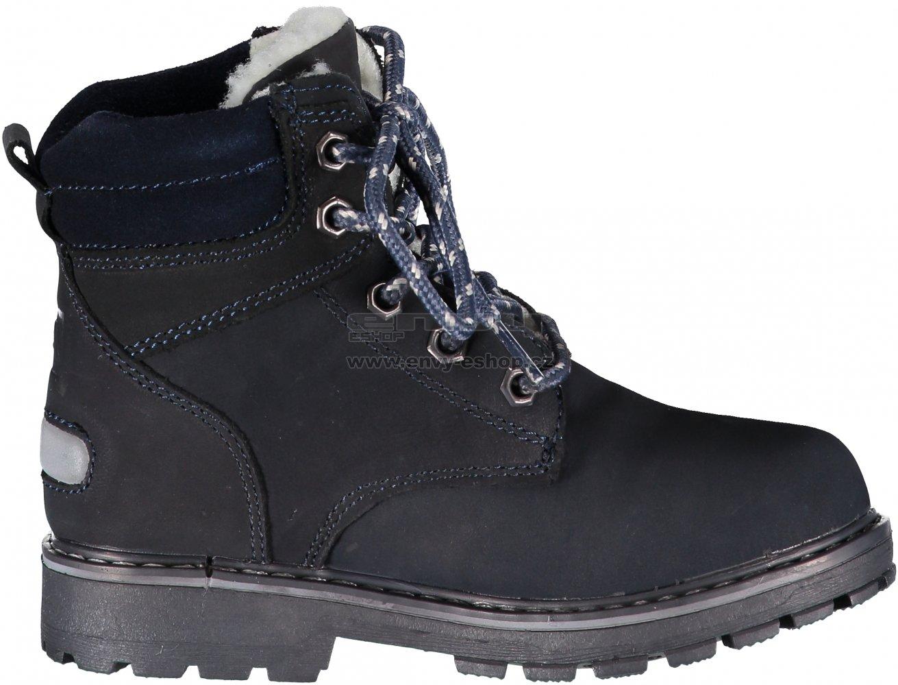 Dětské kotníkové boty ALPINE PRO JINNY KBTK151 TMAVĚ MODRÁ velikost ... fa0952bdc94