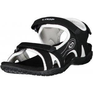 Dámské sandály LOAP CAFFA SSL1758 ČERNÁ